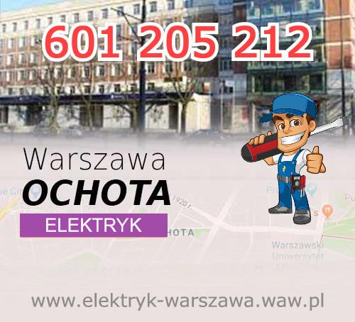 Elektryk Warszawa Ochota