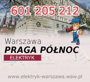 Elektryk Warszawa Praga Północ