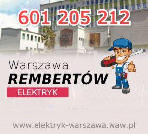 Elektryk  Warszawa Rembertów