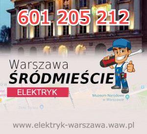 Elektryk  Warszawa Śródmieście