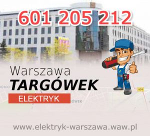 Elektryk  Warszawa Targówek