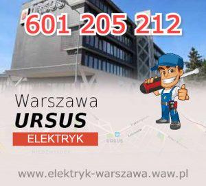 Elektryk Warszawa Ursus