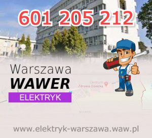 Elektryk  Warszawa Wawer