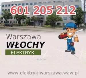 Elektryk  Warszawa Włochy