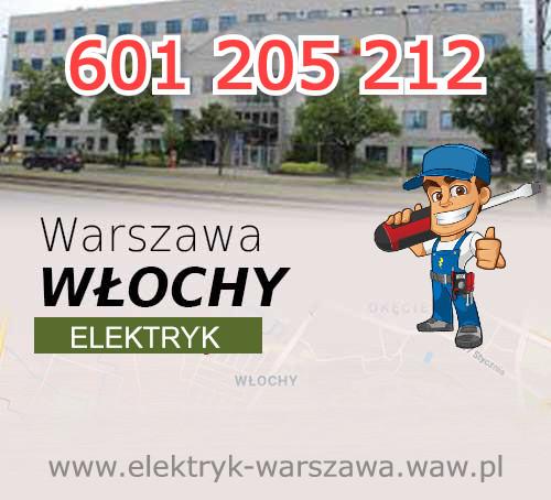 Elektryk Warszawa WÅ'ochy