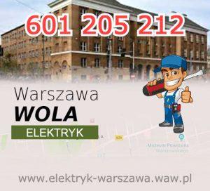 Elektryk  Warszawa Wola