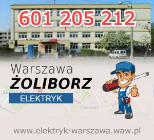 Elektryk  Warszawa Żoliborz