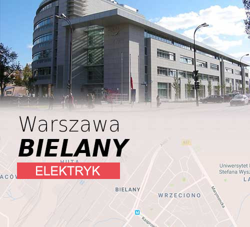 Elektryk Warszawa Bielany