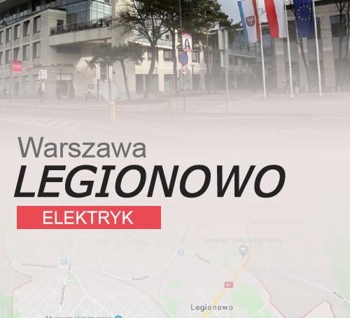 Elektryk Warszawa Legionowo