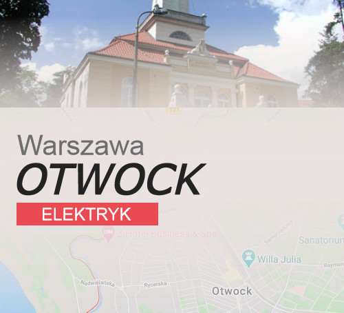 Elektryk Warszawa Otwock