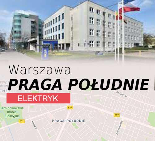 Elektryk Warszawa Praga Południe