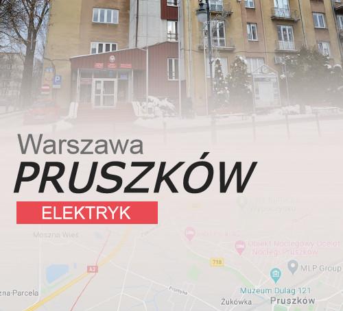 Elektryk Warszawa Pruszków