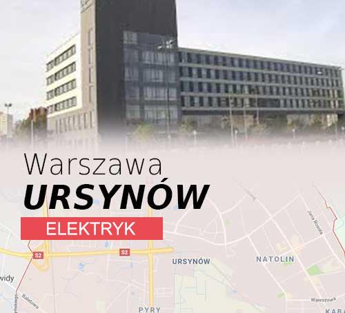 Elektryk Warszawa Ursynów instalacjie elektryczne