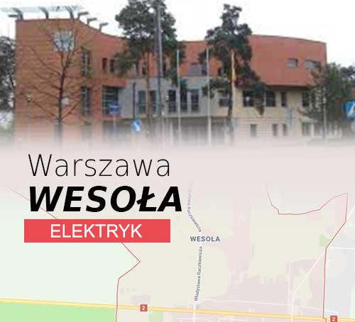 Elektryk Warszawa Wesoła
