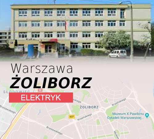 Usługi Elektryczne Warszawa Żoliborz Instalacje Elektryczne